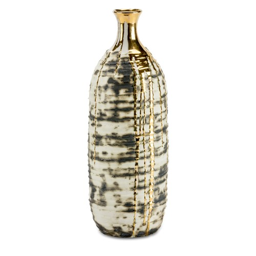 Asper Tall Vase with Lustre