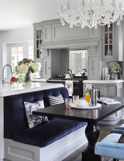 Amazing Kitchen Design Ideas – Oliver Burns - LuxDeco.com Style Guide