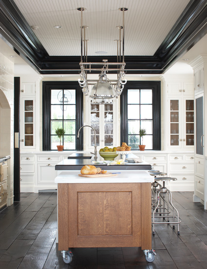 Amazing Kitchen Design Ideas – Christopher Peacock - LuxDeco.com Style Guide