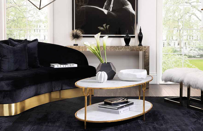 Linda Holmes On The Refined Monochrome Collection | LuxDeco.com  Style Guide