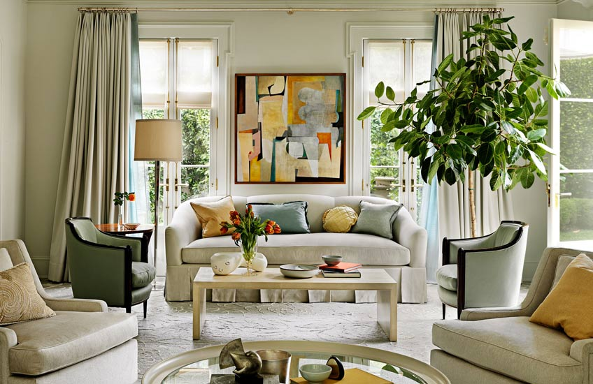 Top 10 American Interior Designers You Need To Know - Barbara Barry - LuxDeco Style Guide