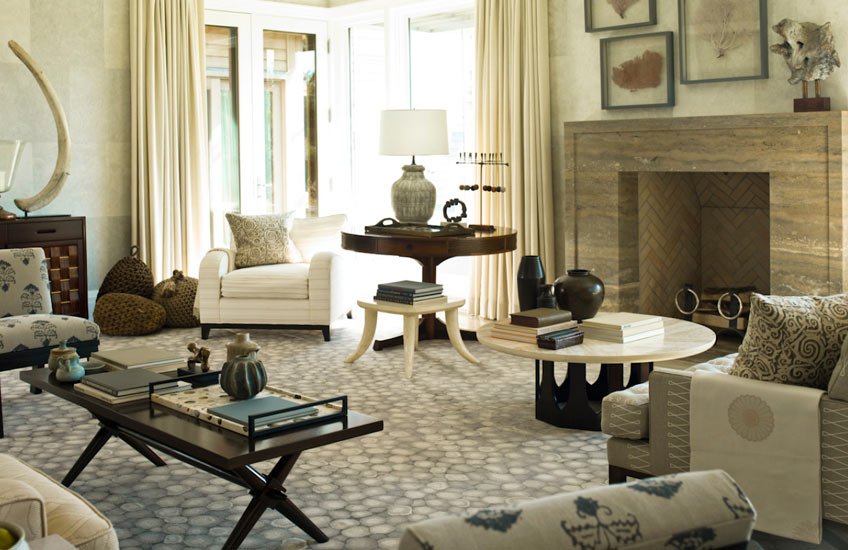 Top 10 American Interior Designers You Need To Know - Steven Gambrel - LuxDeco Style Guide
