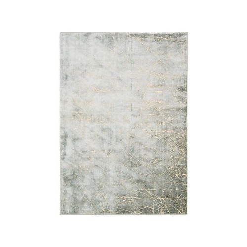 Etched Light Rug - Mercury