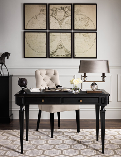 This Season's Must Have Desk Styles For Your Home | The Writing Desk | LuxDeco.com Style Guide