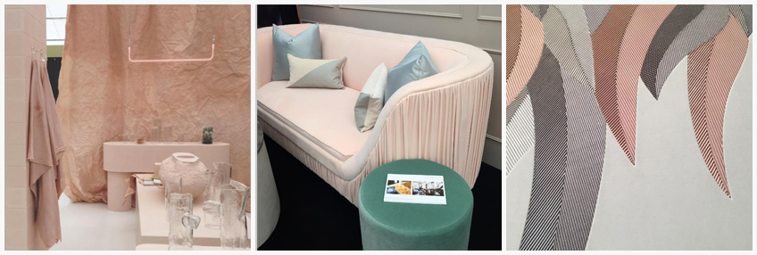 Decorex Trends from 2016 | Pastel Pink| Interior Design Inspiration | LuxDeco.com Style Guide