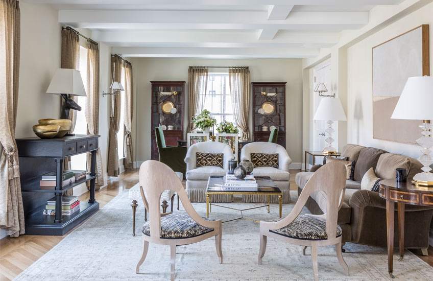 Style File | Designer Rugs styles | traditional rugs | LuxDeco.com Style Guide