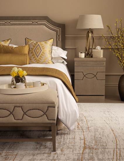 Luxury Bed Buying Guide - Types of Bedsteads – Eaton Square Collection – Bedroom Ideas – LuxDeco.com