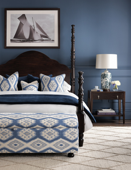 Luxury Bed Buying Guide – Coastal Elegance Collection – Bedroom Ideas –LuxDeco.com Style Guide