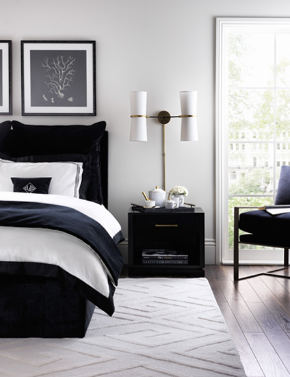 Luxury Bed Buying Guide – Refined Monochrome Collection – Bedroom Ideas - LuxDeco.com Style Guide
