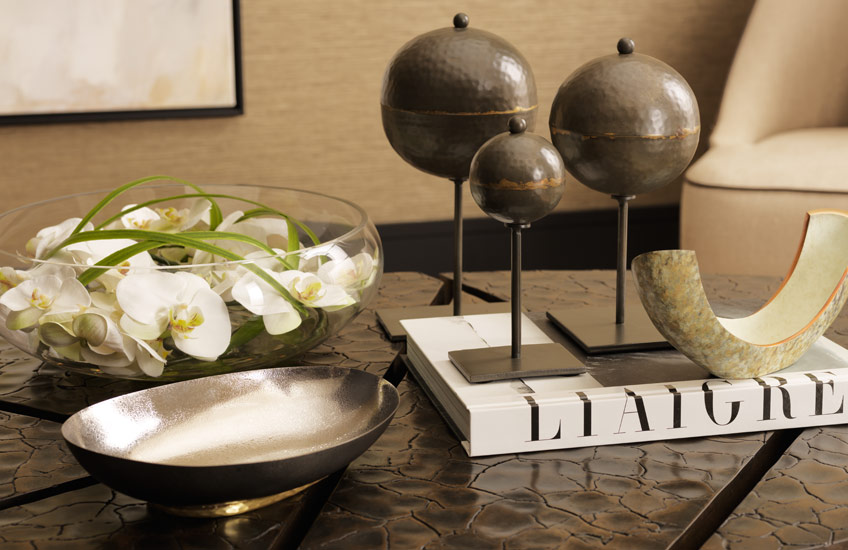 Minimalist Coffee Table – Coffee Table Styling Ideas – LuxDeco.com Style Guide