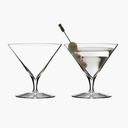 Ultimate Cocktail Kit – Cocktail Glasses – LuxDeco.com Style Guide