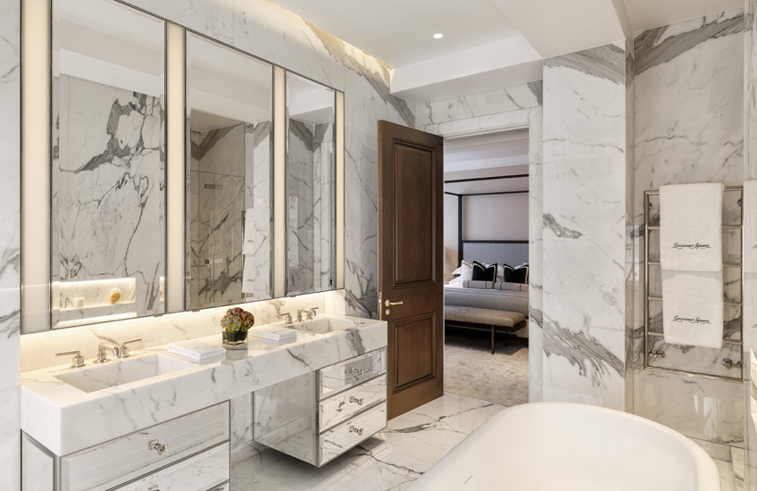 Expert Tips on Perfect Bathroom Design – Finchatton – LuxDeco.com Style Guide