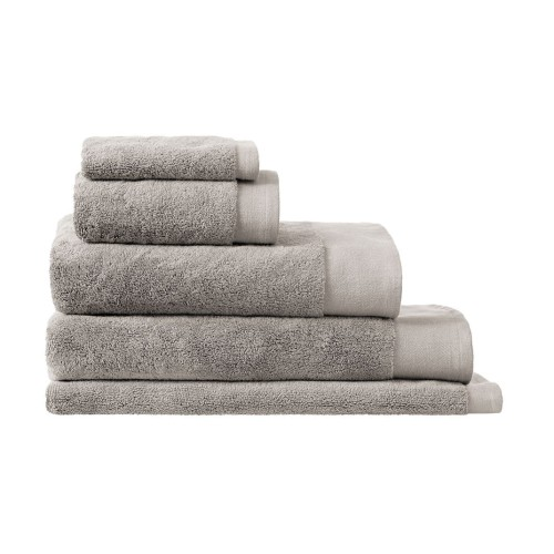 Retreat Towels - Platinum