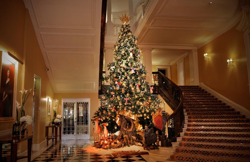 Claridge's Christmas Tree 2014 – LuxDeco.com Style Guide
