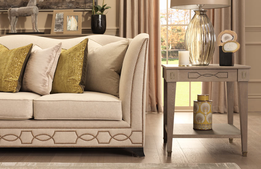 Get The Look – Eaton Square Collection - Living Room Accessories – LuxDeco.com
