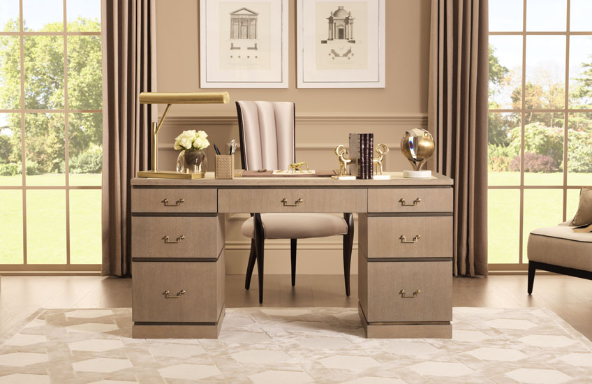 Get The Look – Eaton Square Collection - Study – LuxDeco.com