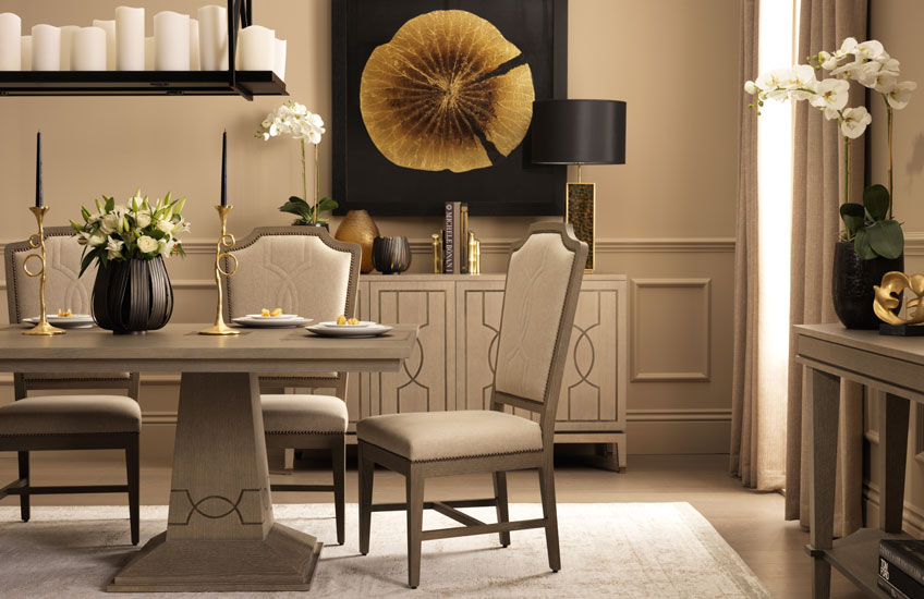 Get The Look – Eaton Square Collection - Dining Room – LuxDeco.com