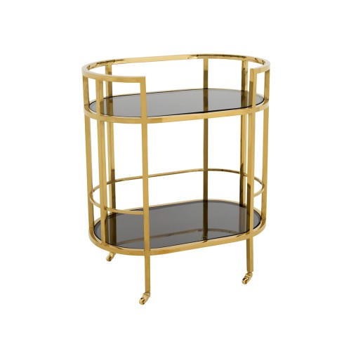 Townhouse Trolley - Gold