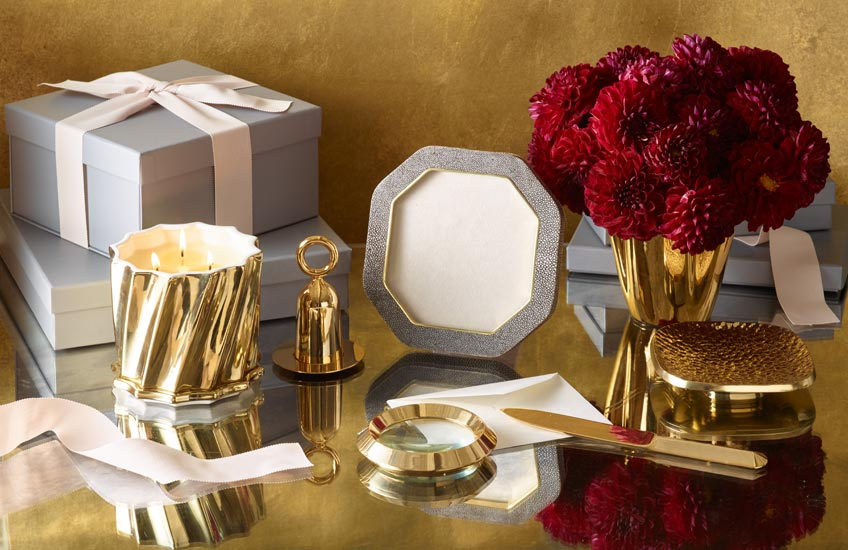 Entertaining for the Holidays with Aerin Lauder – AERIN Christmas gifts –Shop AERIN atLuxDeco.com
