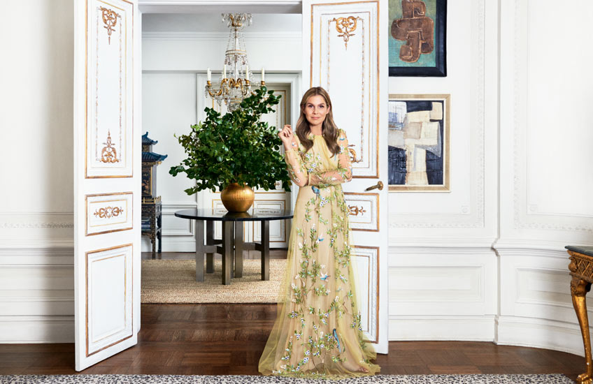 Entertaining for the Holidays with Aerin Lauder –  LuxDeco.com