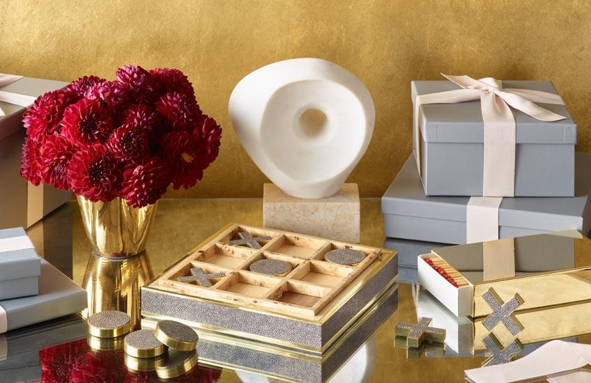 Entertaining for the Holidays with Aerin Lauder – Shop AERIN atLuxDeco.com