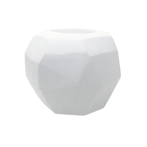 Opal Cubistic Round Bowl