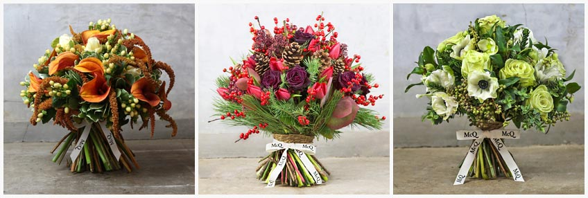 Winter Flower Arrangement Inspiration - Types of Winter Flowers & Plants for your Home