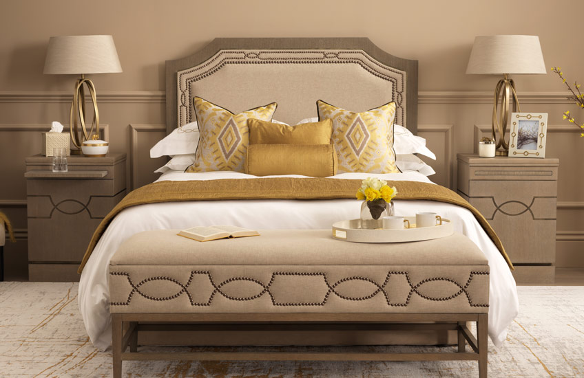 LuxDeco.com Eaton Square collection – Bedroo - LuxDeco Style Guide
