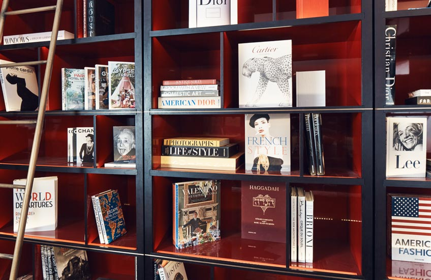 The Tastemakers –The Assoulines – Assouline Books – Available atLuxDeco.com – Style Guide
