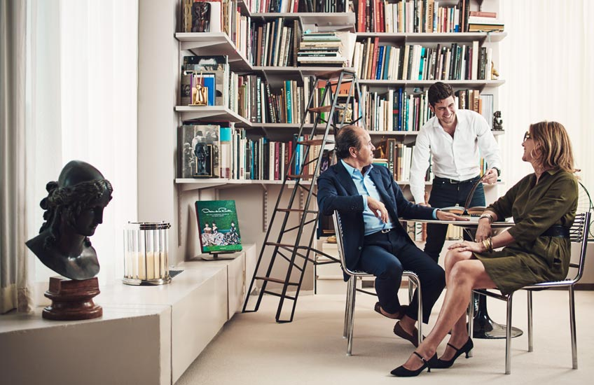 The Tastemakers –The Assouline Family – Assouline Luxury Books, available atLuxDeco.com – Style Guide