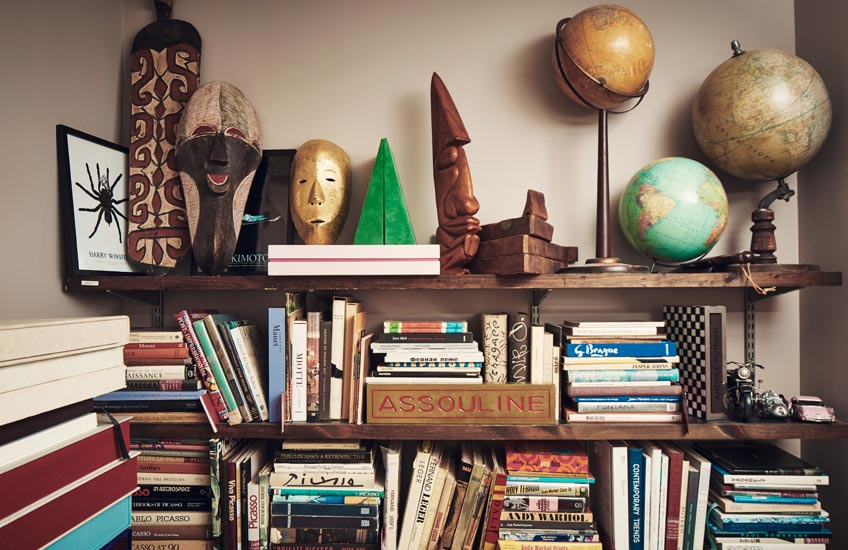 The Tastemakers –The Assoulines – Store –Assouline Luxury Books, available atLuxDeco.com – Style Guide