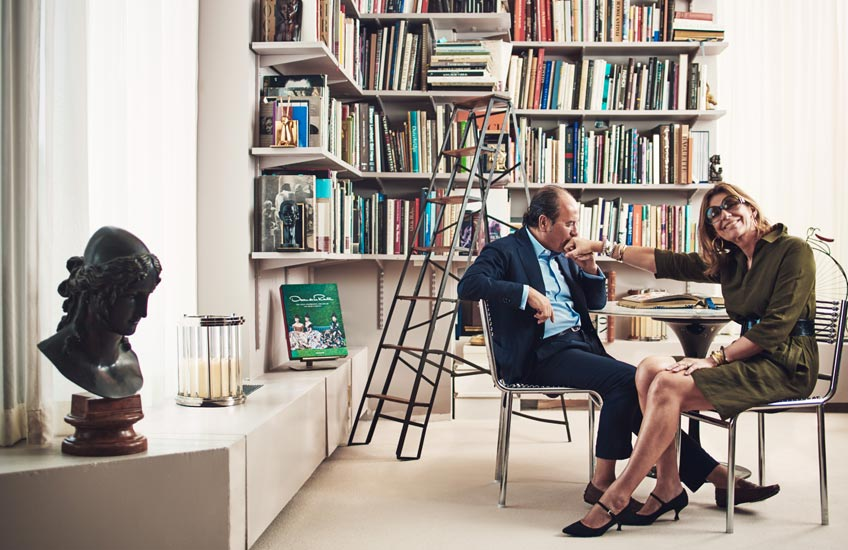 The Tastemakers –The Assoulines – Assouline Luxury Books, available atLuxDeco.com – Style Guide