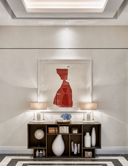 Chic Modern Hallway Ideas – Finchatton, Orchid Apartment – LuxDeco.com Style Guide