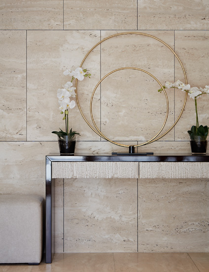 Chic Modern Hallway Ideas –Taylor Howes – LuxDeco.com Style Guid