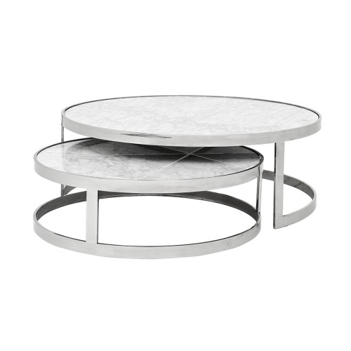 Set of 2 Fletcher Coffee Tables