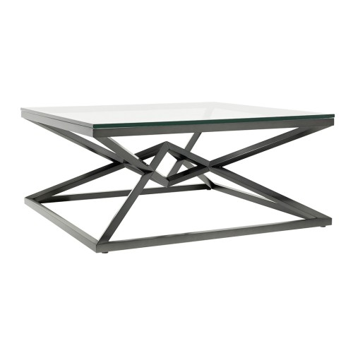 Connor Coffee Table - Bronze