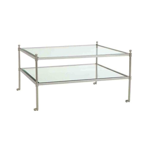 Aubrey Coffee Table - Silver