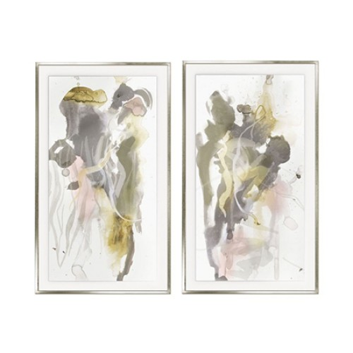 Set of 2 Goloo Diptych Prints