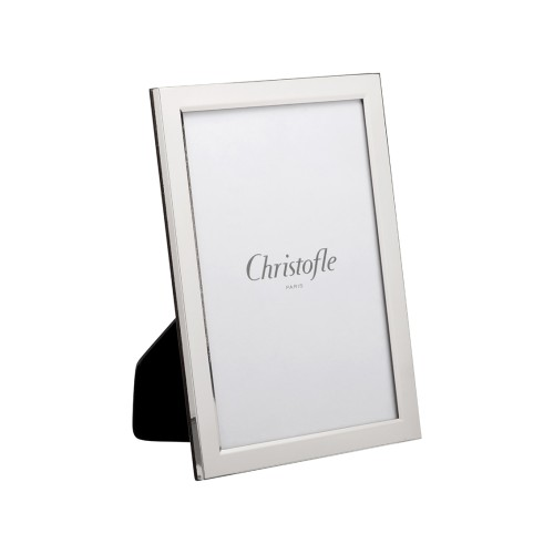 Silver Plated Uni Photo Frame - 4x6