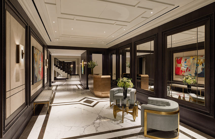 The Best of Luxury Interiors & Interior Designers in London – Finchatton Kingwood development – LuxDeco.com Style Guide