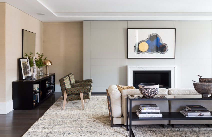The Best of Luxury Interiors & Interior Designers in London – Studio Ashby Cheyne Terrace –LuxDeco.com Style Guide