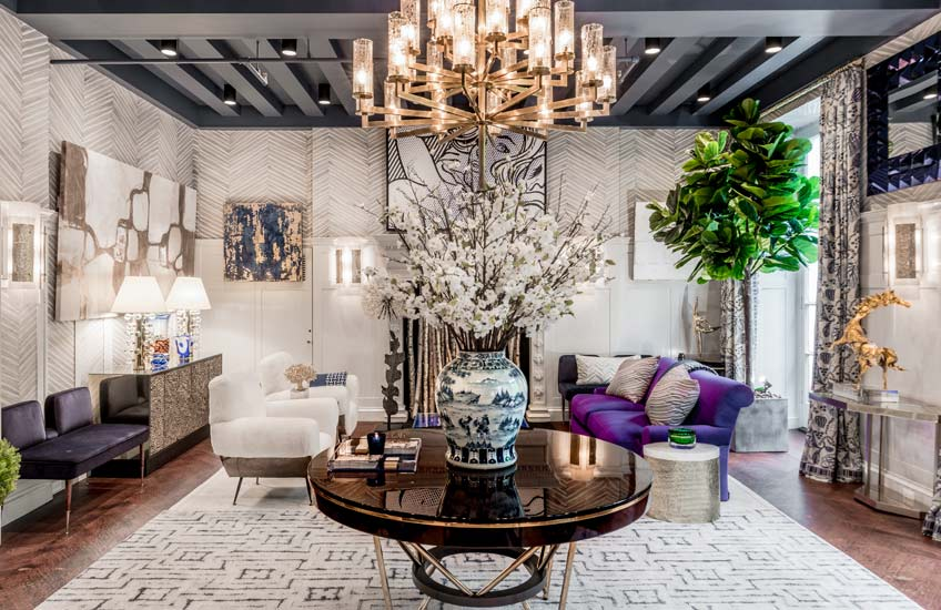Kips Bay Show House 2017 – Kirsten Kelli – LuxDeco.com Style Guide