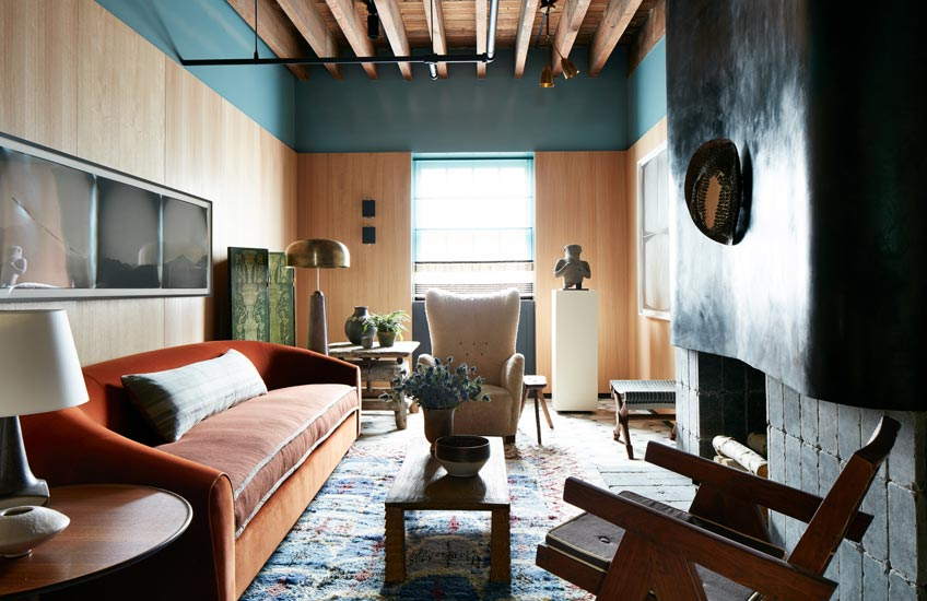 Kips Bay Show House 2017 – Neal Beckstedt – LuxDeco.com Style Guide