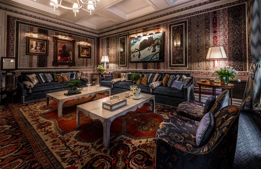 Kips Bay Show House 2017 – Richard Mishaan – LuxDeco.com Style Guide