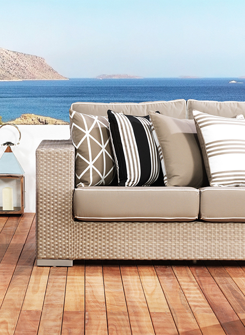 Luxury Guide to Choosing & Buying Outdoor Garden Furniture - LuxDeco Style Guide
