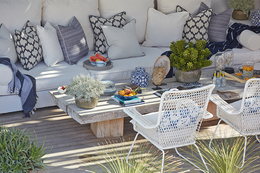 Luxury Guide to Choosing & Buying Outdoor Garden Furniture - Sophie Paterson Interiors - LuxDeco Style Guide