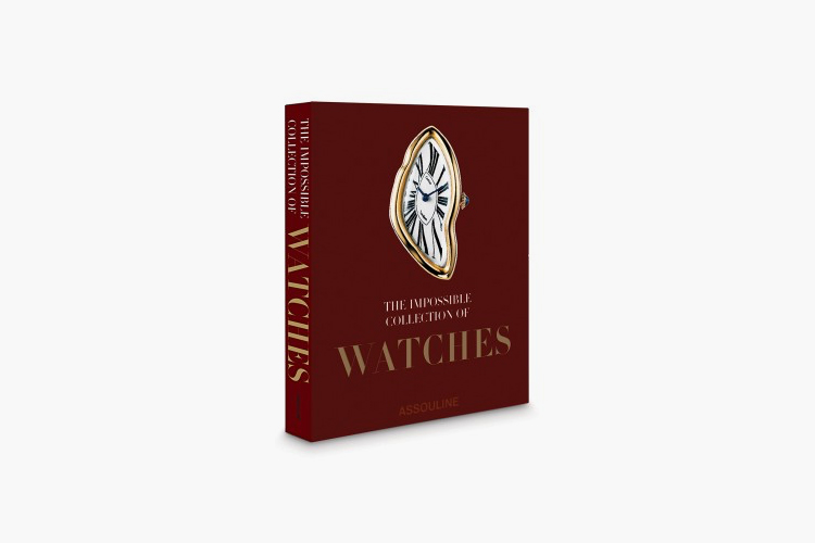 How To Create The Ultimate Bachelor Pad – Assouline Impossible Collection of Watches – LuxDeco.com Style Guide