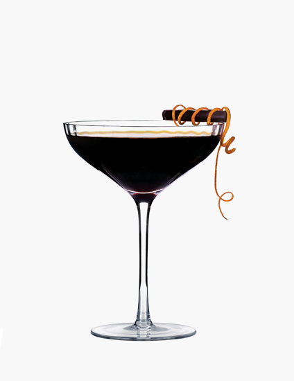 Coffee Cocktail Recipes – Summer Cocktail Recipes – LuxDeco.com Style Guide – Shop Luxury Glassware at LuxDeco.com