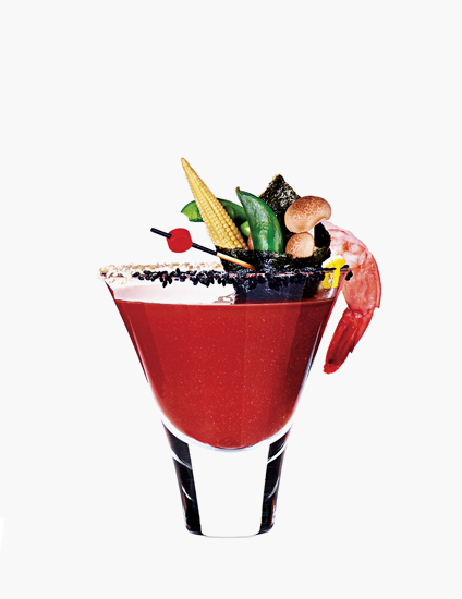 Bloody Mary Cocktail Recipe – Summer Cocktail Recipes – LuxDeco.com Style Guide – Shop Luxury Glassware at LuxDeco.com