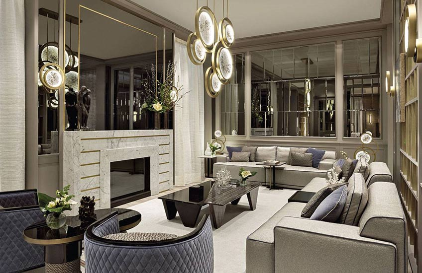 Luxury Italian Craftsmanship – Oasis – Shop Oasis furniture at LuxDeco